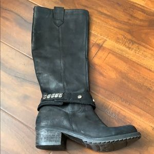 Steve Madden Moto Riding Boot (right foot only)